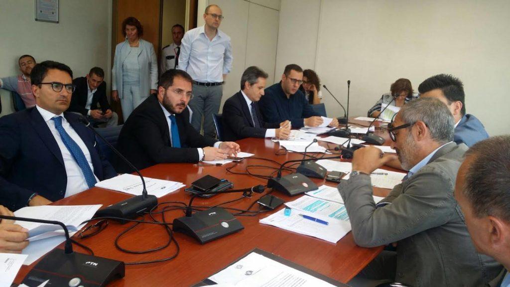 Risultati immagini per commissione bilancio campania