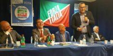 A Torre Annunziata per sostenere Forza Italia e il candidato sindaco Ciro Alfieri