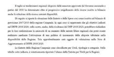 Con Defr Vincenzo De Luca consegna altra cartella esattoriale ai cittadini campani