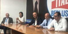Grande partecipazione all'assemblea degli amministratori di Forza Italia