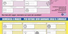 Elezioni Politiche 2018 – il 4 marzo vota Forza Italia