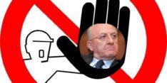 ESPERIENZA DE LUCA CONCLUSA, NOI UNICA ALTERNATIVA DI BUON GOVERNO