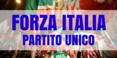 IN CAMPANIA IL PARTITO UNICO C'E' GIA': FORZA ITALIA