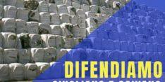 ECOBALLE: IMPIANTI A GIUGLIANO E CAIVANO? DE LUCA GIOCA D'AZZARDO, FAREMO BARRICATE
