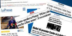 CAMPANIA: SIAMO IN RECESSIONE, L'ISTAT SBUGIARDA IL GOVERNO. GIOVANI E SUD SEMPRE PIÙ A RISCHIO