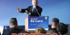 SANITA': ULTIMI PER SPERANZA DI VITA, RAPPORTO CITTADINANZATTIVA CERTIFICA FALLIMENTO DE LUCA